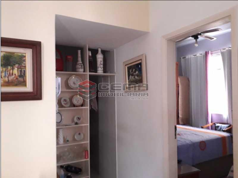 12 - Apartamento à venda Rua Benjamim Constant,Glória, Zona Sul RJ - R$ 450.000 - LAAP12049 - 13
