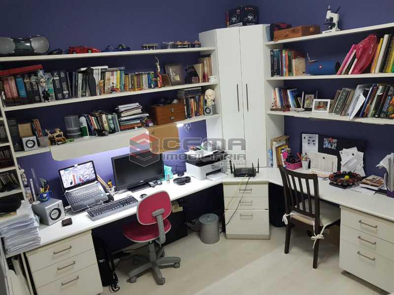 7 - Apartamento À Venda - Flamengo - Rio de Janeiro - RJ - LAAP33099 - 8