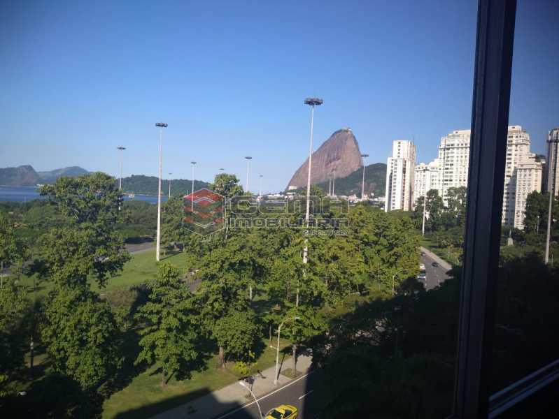 vista 1 - Cópia. - Apartamento 3 Quartos À Venda Flamengo, Zona Sul RJ - R$ 2.500.000 - LAAP33122 - 1
