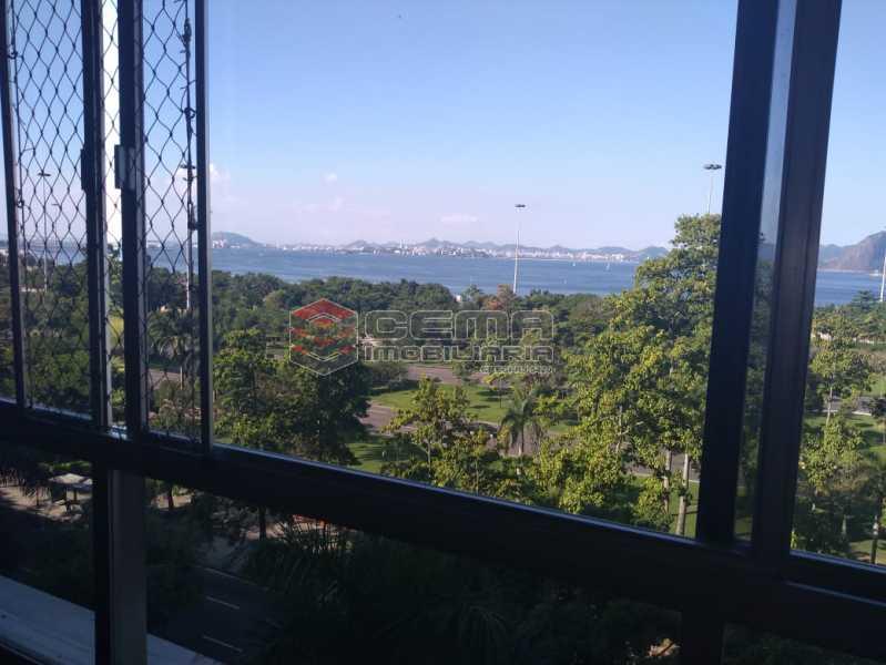 vista 3 - Cópia. - Apartamento 3 Quartos À Venda Flamengo, Zona Sul RJ - R$ 2.500.000 - LAAP33122 - 30