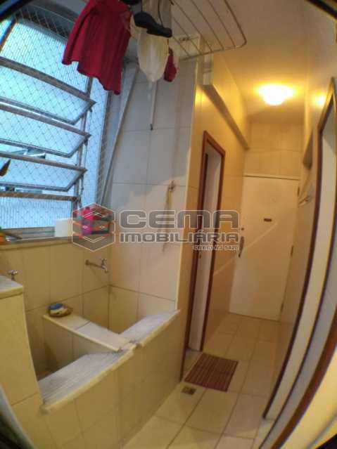 area de serviço. - Apartamento 3 Quartos À Venda Flamengo, Zona Sul RJ - R$ 2.500.000 - LAAP33122 - 25