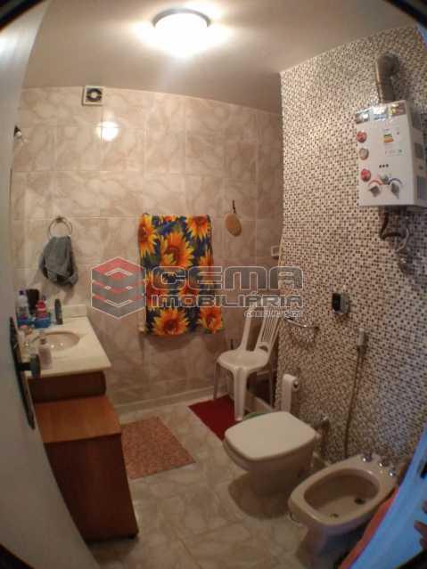 banheiro 14. - Apartamento 3 Quartos À Venda Flamengo, Zona Sul RJ - R$ 2.500.000 - LAAP33122 - 19