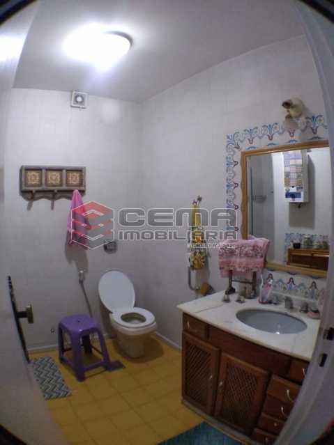 banheiro 15. - Apartamento 3 Quartos À Venda Flamengo, Zona Sul RJ - R$ 2.500.000 - LAAP33122 - 20