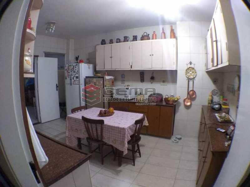 cozinha 9. - Apartamento 3 Quartos À Venda Flamengo, Zona Sul RJ - R$ 2.500.000 - LAAP33122 - 14