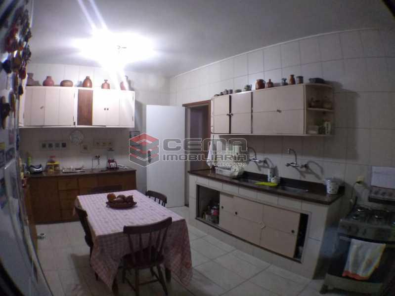 cozinha 10. - Apartamento 3 Quartos À Venda Flamengo, Zona Sul RJ - R$ 2.500.000 - LAAP33122 - 15