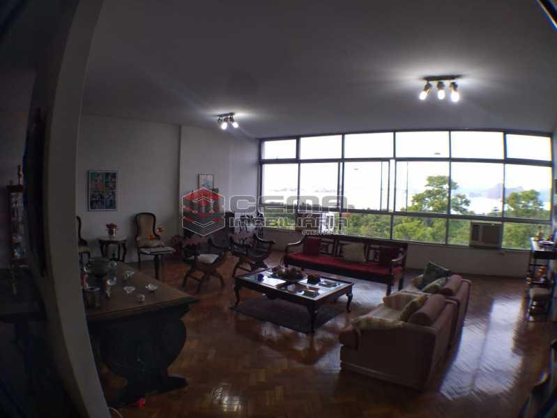 sala 2. - Apartamento 3 Quartos À Venda Flamengo, Zona Sul RJ - R$ 2.500.000 - LAAP33122 - 4