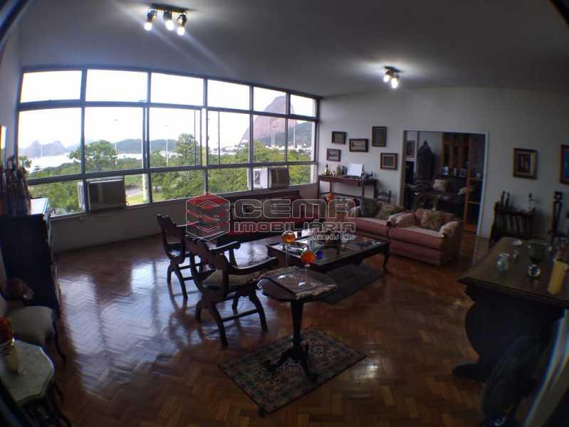 sala 3. - Apartamento 3 Quartos À Venda Flamengo, Zona Sul RJ - R$ 2.500.000 - LAAP33122 - 3