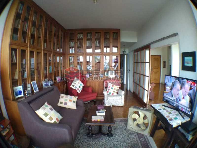 sala 7. - Apartamento 3 Quartos À Venda Flamengo, Zona Sul RJ - R$ 2.500.000 - LAAP33122 - 6