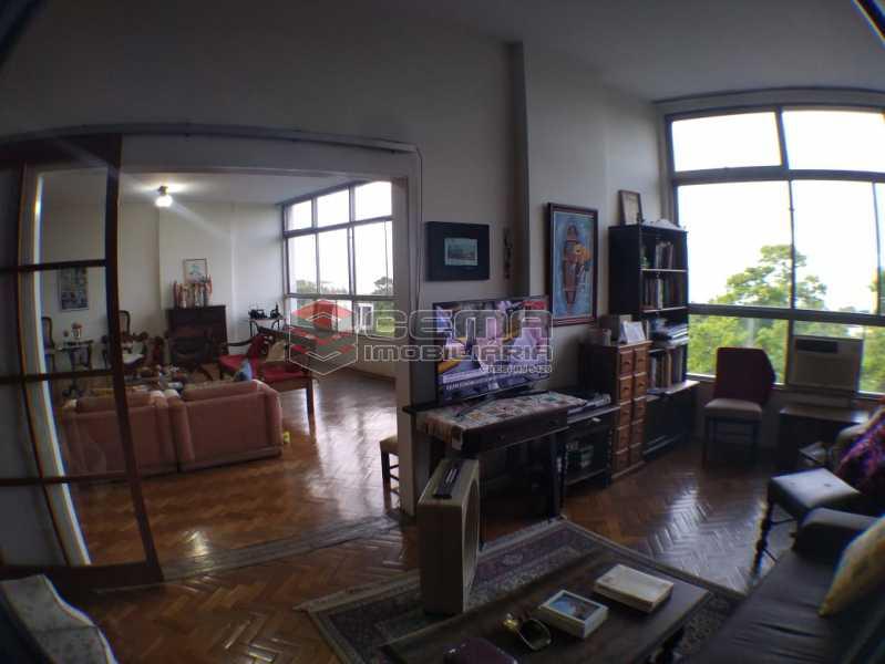 sala 8. - Apartamento 3 Quartos À Venda Flamengo, Zona Sul RJ - R$ 2.500.000 - LAAP33122 - 8