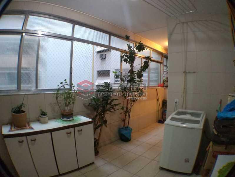 sala1 18. - Apartamento 3 Quartos À Venda Flamengo, Zona Sul RJ - R$ 2.500.000 - LAAP33122 - 17