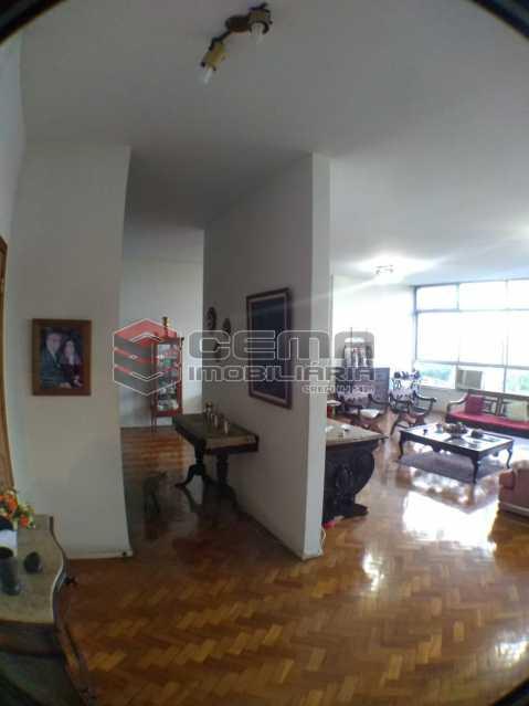 sala1 27. - Apartamento 3 Quartos À Venda Flamengo, Zona Sul RJ - R$ 2.500.000 - LAAP33122 - 10