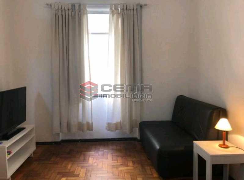 1 - Apartamento 1 quarto à venda Centro RJ - R$ 294.000 - LAAP12068 - 3