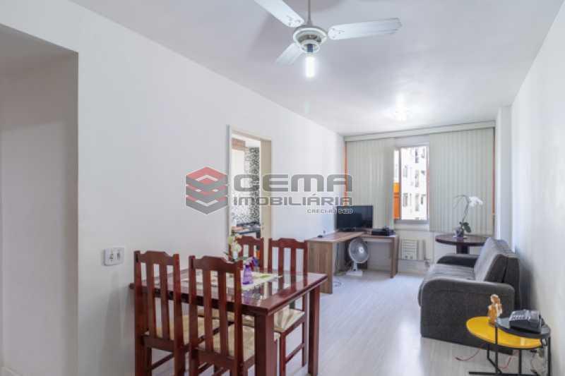 -2 - Apartamento 1 quarto à venda Centro RJ - R$ 398.000 - LAAP12075 - 1