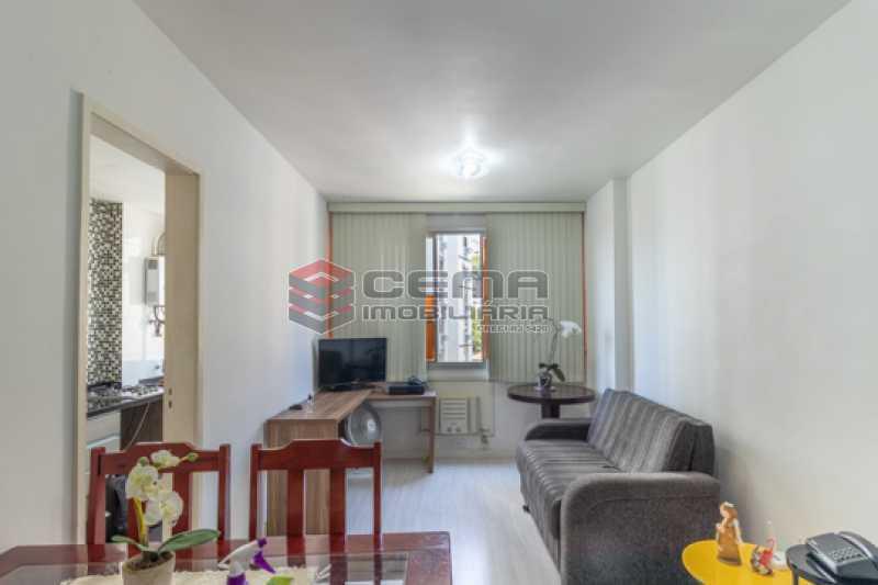 -3 1 - Apartamento 1 quarto à venda Centro RJ - R$ 398.000 - LAAP12075 - 3