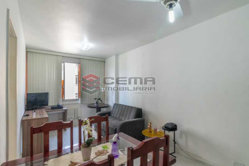 -4 - Apartamento 1 quarto à venda Centro RJ - R$ 398.000 - LAAP12075 - 4