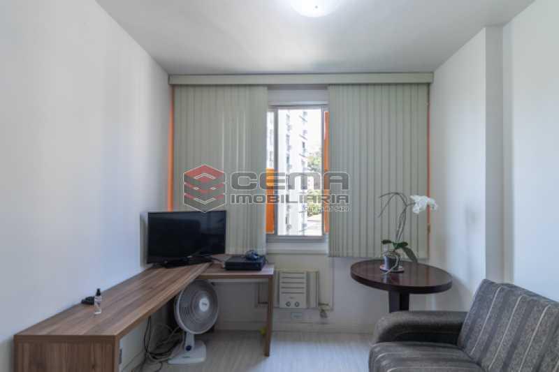 -5 1 - Apartamento 1 quarto à venda Centro RJ - R$ 398.000 - LAAP12075 - 5