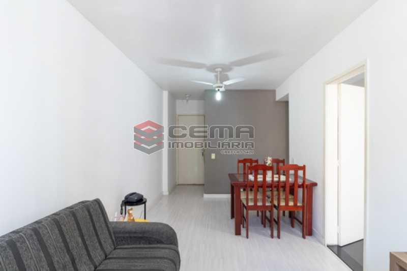 -6 1 - Apartamento 1 quarto à venda Centro RJ - R$ 398.000 - LAAP12075 - 6