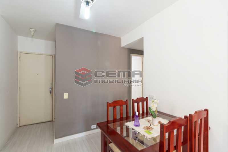 -9 1 - Apartamento 1 quarto à venda Centro RJ - R$ 398.000 - LAAP12075 - 8