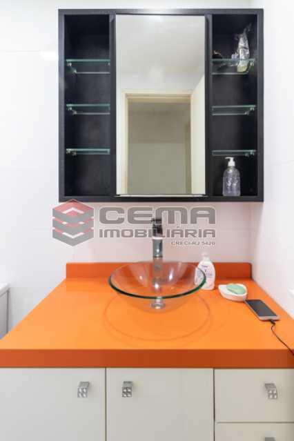 -12 1 - Apartamento 1 quarto à venda Centro RJ - R$ 398.000 - LAAP12075 - 11