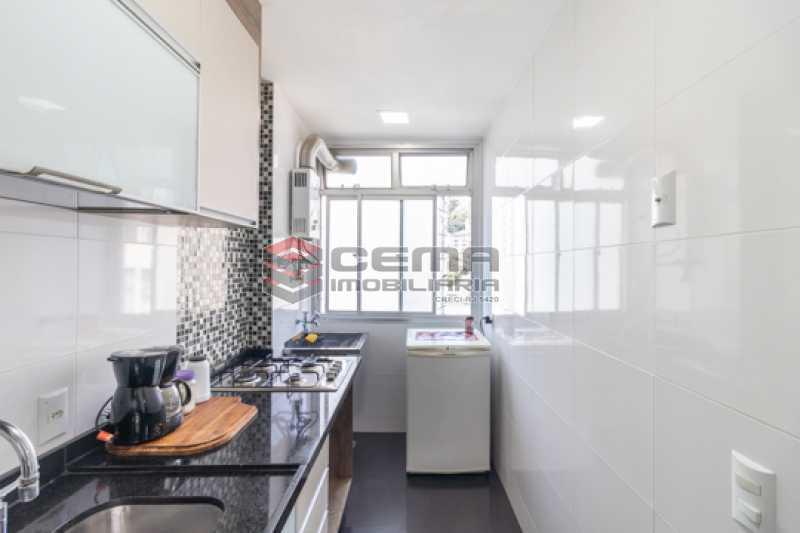 -25 - Apartamento 1 quarto à venda Centro RJ - R$ 398.000 - LAAP12075 - 22