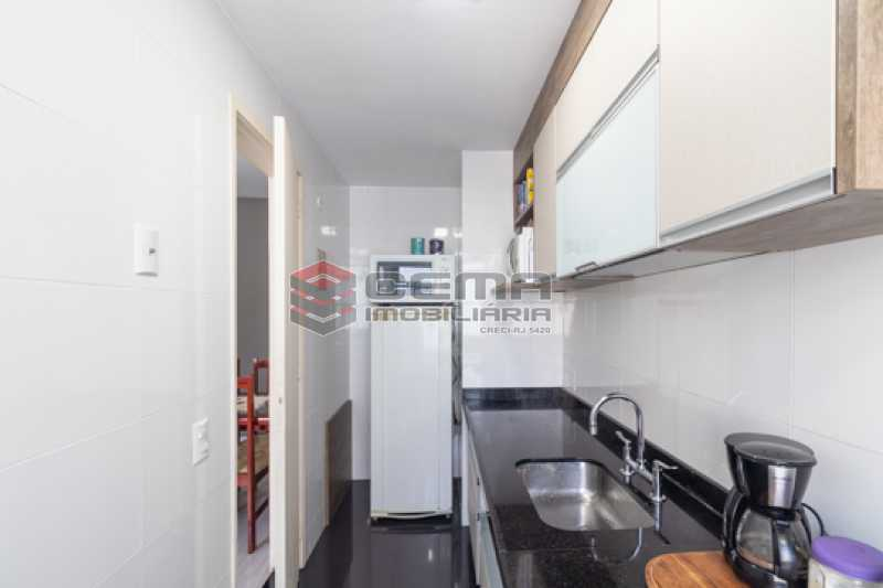 -26 1 - Apartamento 1 quarto à venda Centro RJ - R$ 398.000 - LAAP12075 - 23
