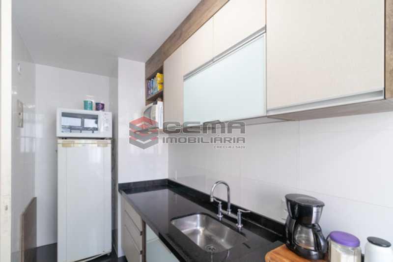 -27 1 - Apartamento 1 quarto à venda Centro RJ - R$ 398.000 - LAAP12075 - 24