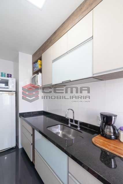 -28 1 - Apartamento 1 quarto à venda Centro RJ - R$ 398.000 - LAAP12075 - 25