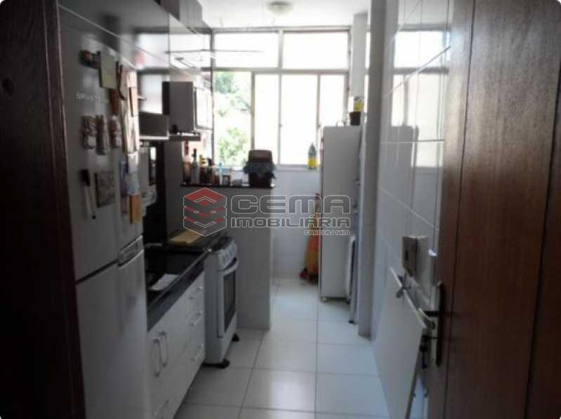 4 - Apartamento à venda Rua Riachuelo,Centro RJ - R$ 430.000 - LAAP12080 - 9