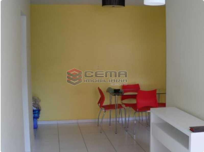 6 - Apartamento à venda Rua Riachuelo,Centro RJ - R$ 430.000 - LAAP12080 - 7