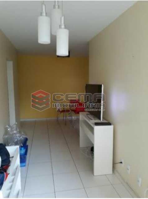 8 - Apartamento à venda Rua Riachuelo,Centro RJ - R$ 430.000 - LAAP12080 - 4