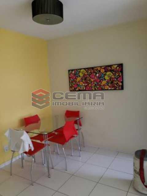 9 - Apartamento à venda Rua Riachuelo,Centro RJ - R$ 430.000 - LAAP12080 - 8