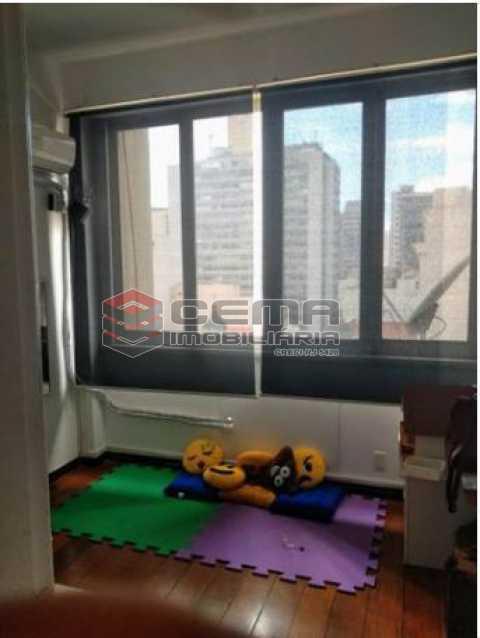 1 - Apartamento À Venda Largo São Francisco de Paula,Centro RJ - R$ 245.000 - LAAP12081 - 3