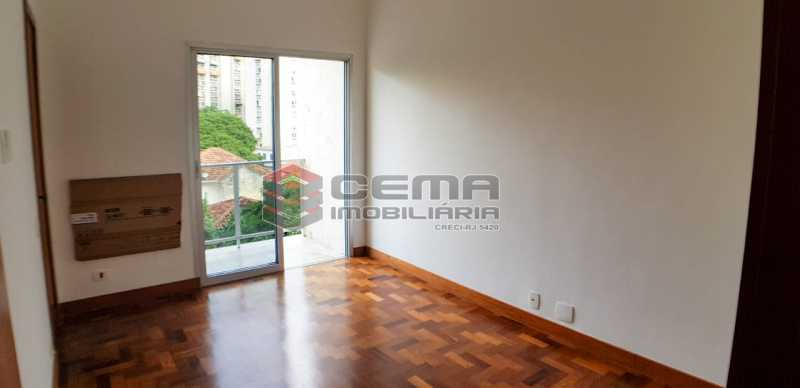 suite - Apartamento Para Alugar - Humaitá - Rio de Janeiro - RJ - LAAP23657 - 9
