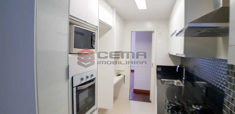 cozinha - Apartamento Para Alugar - Humaitá - Rio de Janeiro - RJ - LAAP23657 - 6