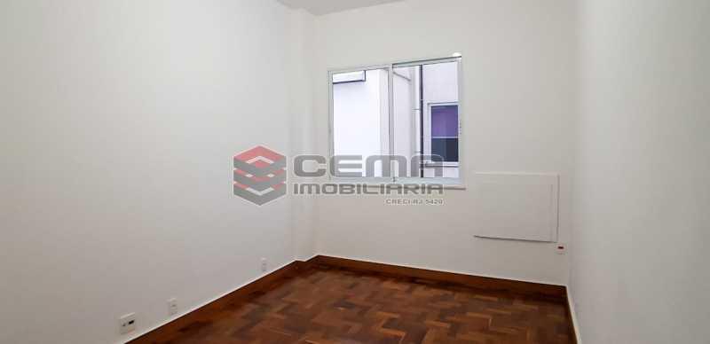 quarto 2 - Apartamento Para Alugar - Humaitá - Rio de Janeiro - RJ - LAAP23657 - 15