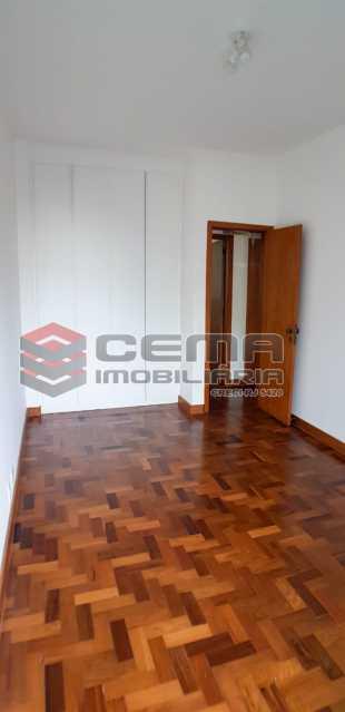 suite  - Apartamento Para Alugar - Humaitá - Rio de Janeiro - RJ - LAAP23657 - 10