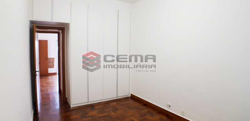 quarto 2 - Apartamento Para Alugar - Humaitá - Rio de Janeiro - RJ - LAAP23657 - 17