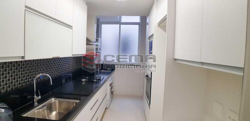 cozinha - Apartamento Para Alugar - Humaitá - Rio de Janeiro - RJ - LAAP23657 - 1