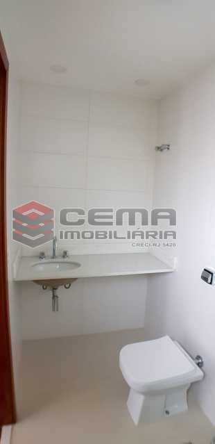 suite  - Apartamento Para Alugar - Humaitá - Rio de Janeiro - RJ - LAAP23657 - 13