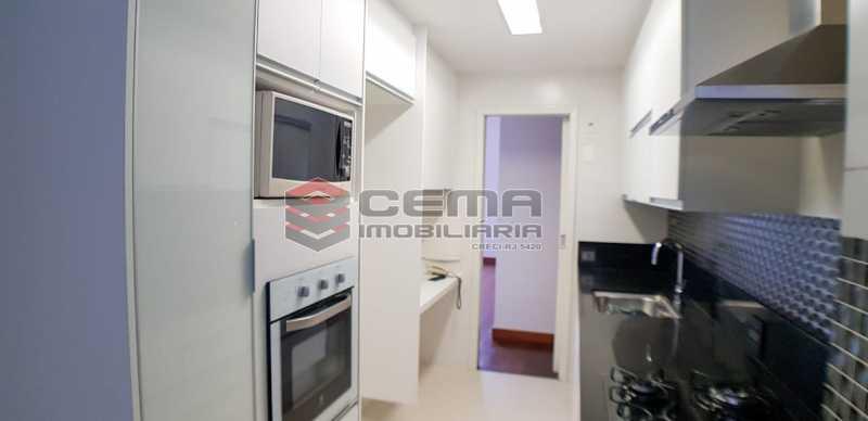 cozinha - Venda 2 quartos Humaitá - LAAP23659 - 5