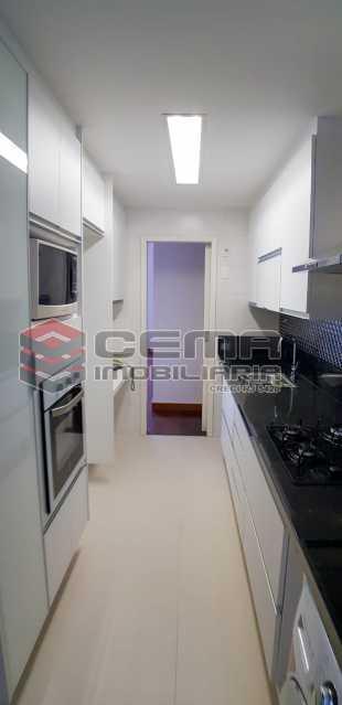 cozinha - Venda 2 quartos Humaitá - LAAP23659 - 6