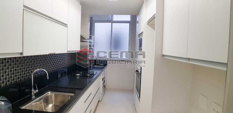 cozinha - Venda 2 quartos Humaitá - LAAP23659 - 7