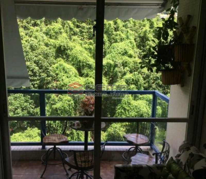 2 - Apartamento À Venda - Humaitá - Rio de Janeiro - RJ - LAAP23664 - 5
