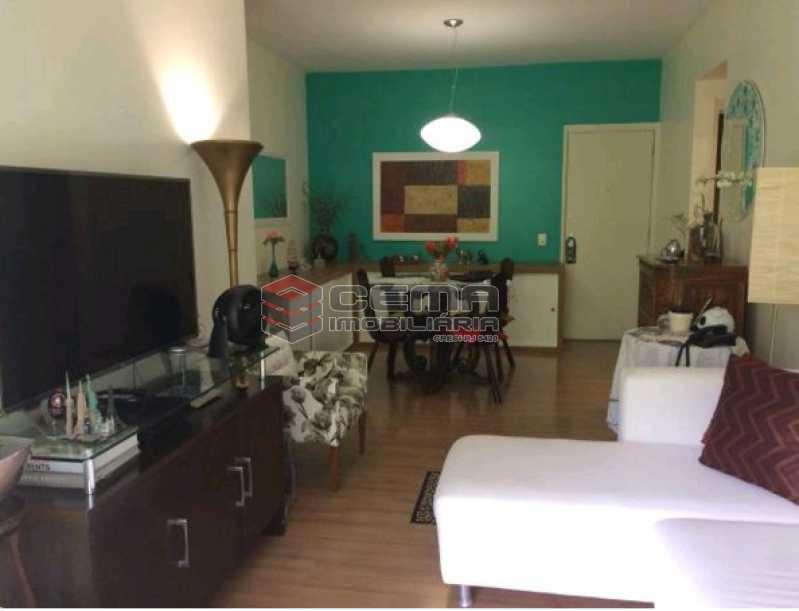 3 - Apartamento À Venda - Humaitá - Rio de Janeiro - RJ - LAAP23664 - 4