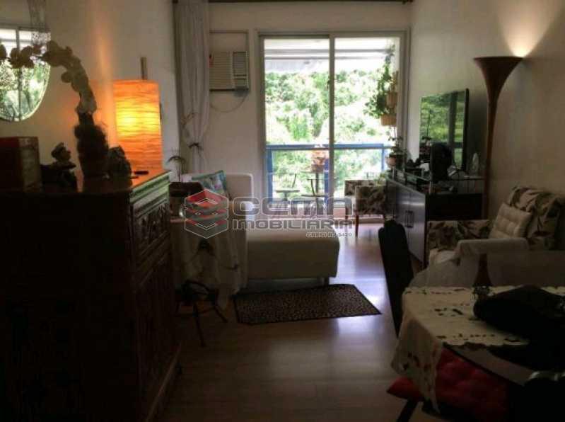 4 - Apartamento À Venda - Humaitá - Rio de Janeiro - RJ - LAAP23664 - 6