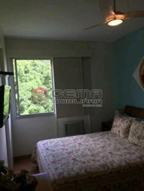 5 - Apartamento À Venda - Humaitá - Rio de Janeiro - RJ - LAAP23664 - 7