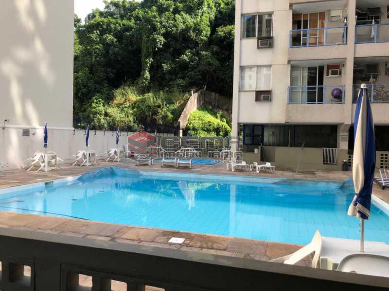 12 - Apartamento À Venda - Humaitá - Rio de Janeiro - RJ - LAAP23664 - 1