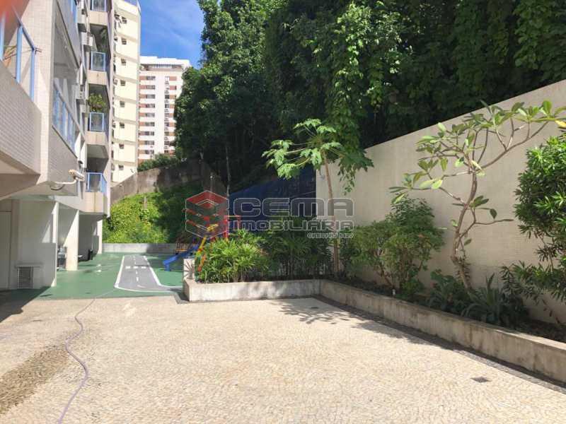 18 - Apartamento À Venda - Humaitá - Rio de Janeiro - RJ - LAAP23664 - 15