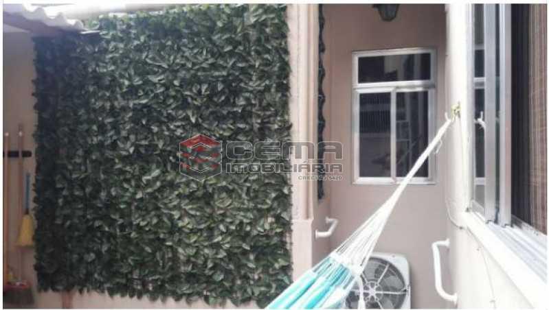Área Externa - Apartamento 1 quarto à venda Centro RJ - R$ 499.000 - LAAP12086 - 24