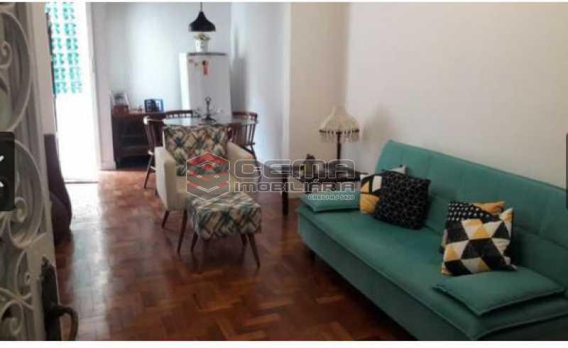 Sala - Apartamento 1 quarto à venda Centro RJ - R$ 499.000 - LAAP12086 - 3